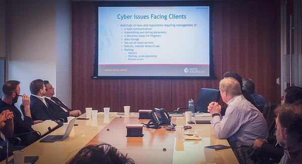 Cyber Issues Facing Clients